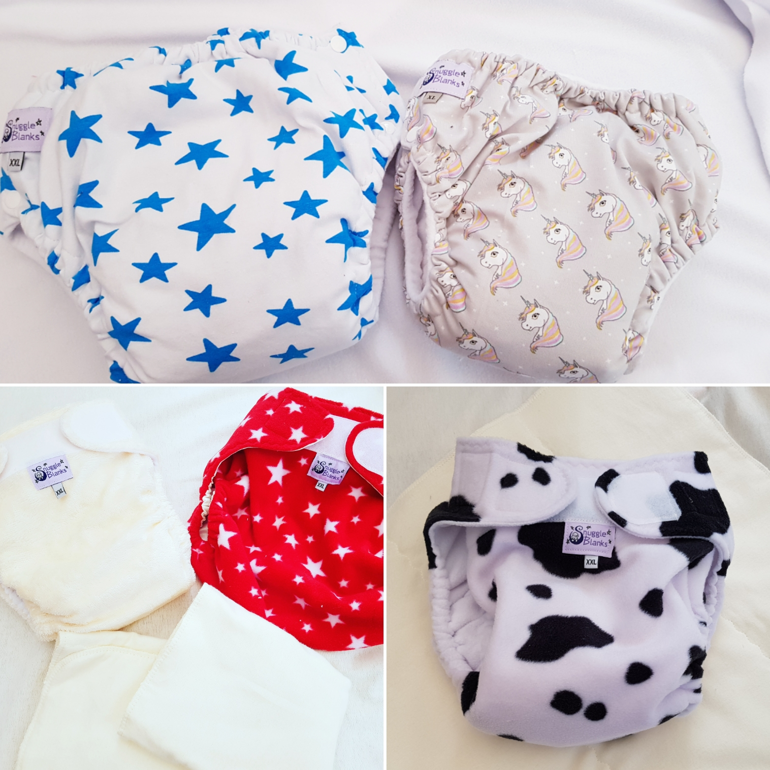 Confused about cloth? Which reusable nappy is which?