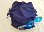 Swim Nappy - Child & adult special needs - Navy