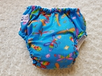 Blue Dragonfly Pull Up - Child's XXL / Adults XS - NAPPY TO GO