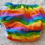 Rainbow Pull Up - Child's XL - NAPPY TO GO