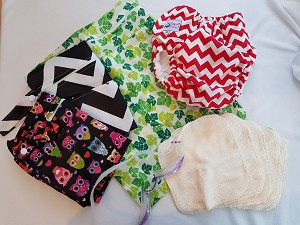 Child/ Adult Special Needs Swim Kit *nappy, wetbag & wipes*